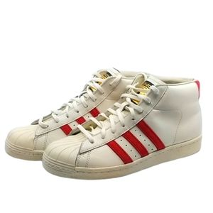 Adidas Pro Model Vintage DLX Off-white/Red